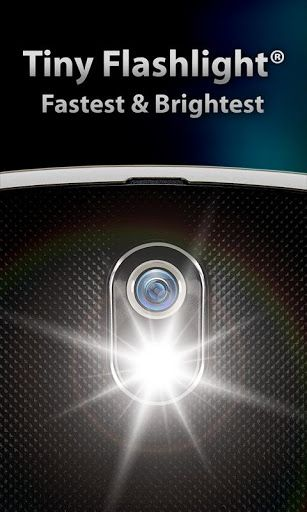 Linterna Tiny Flashlight para Android
