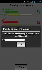 Wifi claves para Android 2