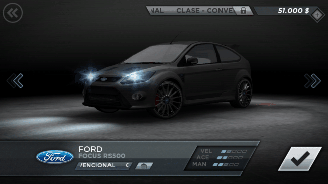 Need For Speed Most Wanted Android 3