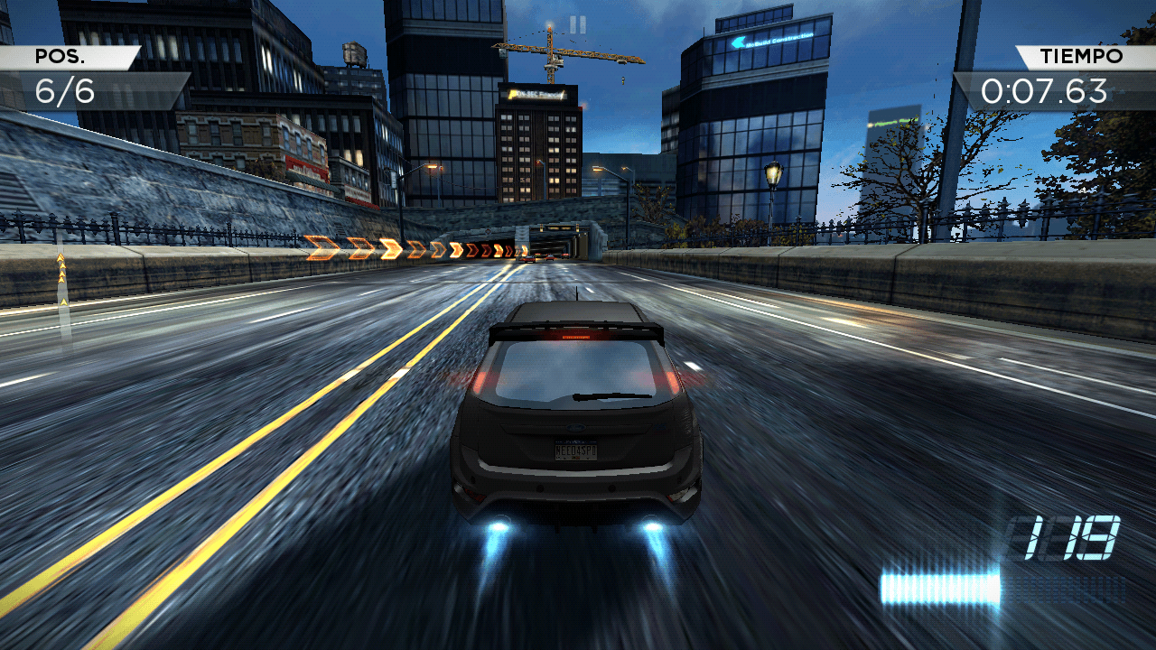 Need For Speed Most Wanted Android 4