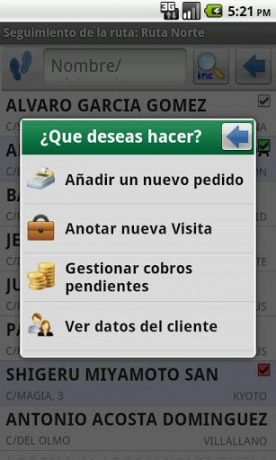 iGes Free para Android 2