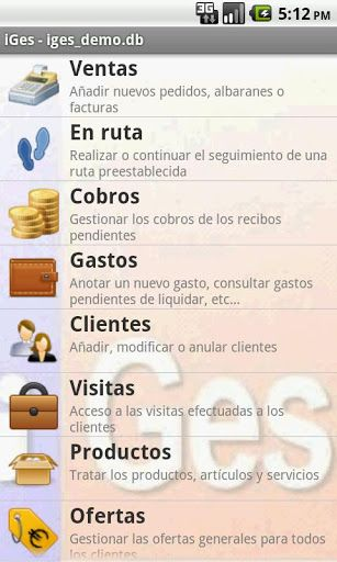 iGes Free para Android