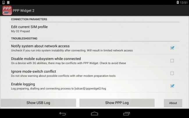 ppp para android