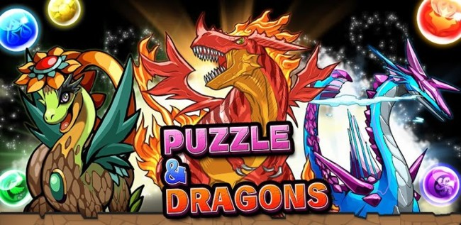 puzzle and dragons para android