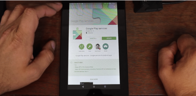 instalar google play en tablet amazon fire