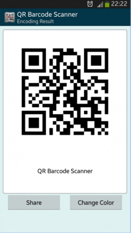 qr barcode scanner para android