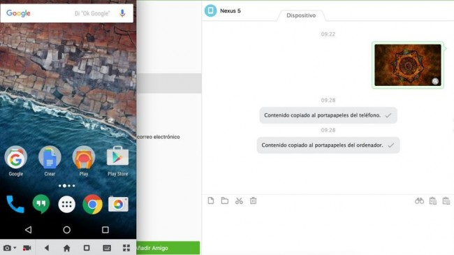 Airdroid 1.5