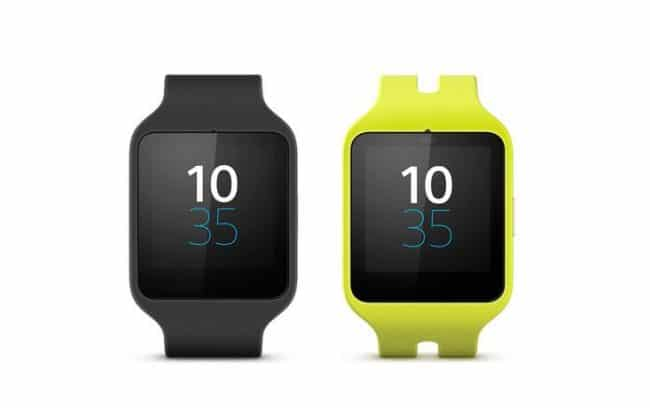 Sony Smartwatch 3 2