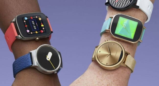 Conoce de Android Wear