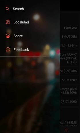 Feedback Antutu Benchmark