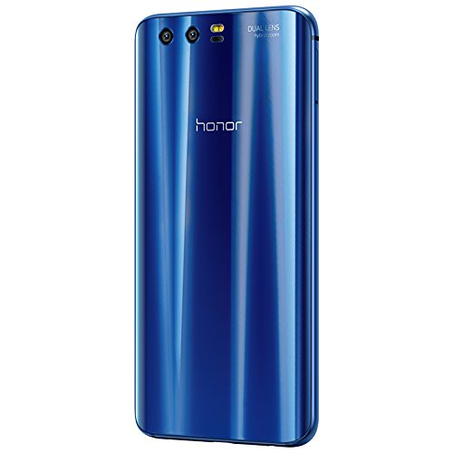 Honor 9 diseño y grosor